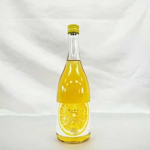 ちえびじん レモンティーリキュール [720ml] [中野酒造] [大分]