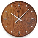 【ポイント10倍!】Finn Juhl(フィン・ユール)Wall Clock 345mm