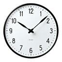 RoomClip商品情報 - 【お買い物マラソン!】ポイント最大10倍!(2/3 20:00〜2/9 1:59)ROSENDAHL(ローゼンダール)「Station(ステーションクロック)」290mm【送料無料】