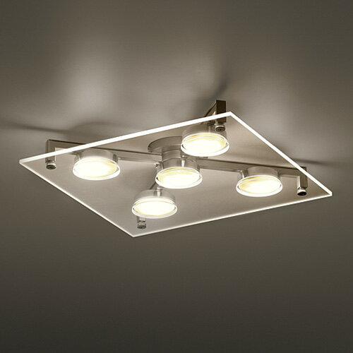 【WinterSale】ヤマギワ( yamagiwa )照明器具 シーリングライト 照明「 P-FLAT 」 5灯 / クリア ( ランプ別 ) 【送料無料】【2sp】【10P05Nov16】【flash】