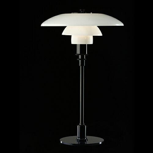 【ポイント10倍!】ルイスポールセン ( louis poulsen ) テーブルスタンド照明「PH3/2 TABLE」ブラック・クローム【送料無料】【10P05Nov16】【flash】【楽天カード分割】