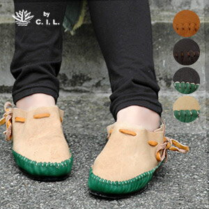 A soft matte leather in comfort too perfect pettanko pettanko shoes! CIL's much vaunted first hand-crafted legs to become familiar with Buffalo leather casual shoes ◆ the C.I.L.( IEL ) :Nomad レザーループスリッポン