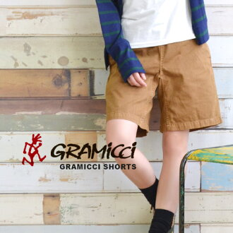 Gramicci classic unisex shorts! Detail nylon belt ガゼットクロッチ can do 180 degree legs, waist, climbing manufacturer of ◎ / gender unisex / men's ◆ Gramicci ( gramicci ): easy shorts