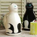 楽天ランキング入賞!ネコ好きさんにはたまらないキュートなねこ型魔法瓶!キッチンや食卓を楽しく彩る和み系アイテム♪