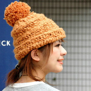 A match roughly plonk best Big of the top the NEP knit knitting with the feeling! The ◆ moco moco NEP knit cap that the outing is fun because I am OK if there was even a cold season, or there is a knit hat of the acrylic material