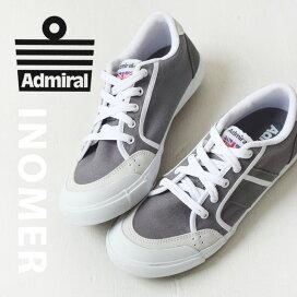 足球品牌的經典Admiral中性運動鞋【サッカーブランドAdmiralの定番ユニセックススニーカー】