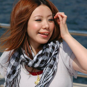 Natural casual range blocks check scarf CHOW used! Ruffled boobs and gives a sense of volume the shawl is best to ultraviolet light and indoor cooling measures ◆ Petica ( pechka ): ナチュラルギンガムチェック linen scarf