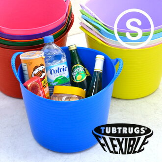 Can be used at any superior hose bucket! Japan Limited Edition color all 18 colors! In the luggage for organizing box such as camping and organizing toys flourish in S size 14 l-type eco basket appeared ◆ Tubtrugs ( tubtrugs ) :Tubtrugs S size 14 L