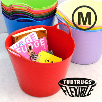 Suitable for outdoor scene is made with sturdy rubber hose bucket! Japan Limited Edition color all 19 deployment kalabari rich rubber M size 26 litre multi or your appearance ◆ Tubtrugs ( tubtrugs ) :Tubtrugs M a size 26 L