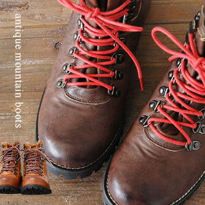 To outdoor MIX also girly Haz to and now indispensable style heavy feet trekking shoes! Lace-up short boots