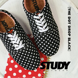 Sole is the dot pattern Oxford sneakers arranged colors of the neon color. The low-frequency cut sneakers of a simple, light silhouette.