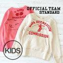 【決算大還元】NEEDLE WORK SOONの姉妹ブランド「OfficialTeam」の子供服トップス。80、90、100、110、120、130、140の7サイズ展開!