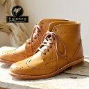 職人の手によって生み出されるスペインの由緒あるブランド「Palanco」の本格派トラディショナルレディースアンクルブーツ。