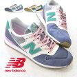 【送料無料】ヘリテイジシリーズの名品「996」をスリム化した女性用スニーカー ニューバランス レディース 靴 シューズ スポーツ カジュアル 婦人靴 TURQOISE PURPLE 春 運動靴 996 ◆New Balance(ニューバランス)WR996[HK&HL]