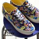NY生まれのニューカマー・スニーカーブランドSugerFreak。「花束好きの人の為に」
