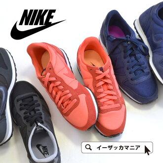 耐克 23.0 釐米 ~ 26.0 釐米 ! 婦女的鞋子鞋子低切運動運動耐克女性跑步鞋步行鞋鎮通皮鞋 pettanko pettanko 基本黑色 [女性耐克 (Nike) 運動鞋 [吉尼電腦]