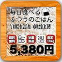 28年産 秋田県産 『ときわGreen 』 白米18kg(9kg×2袋)