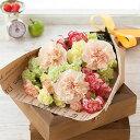 【早割!5%OFF】【母の日フラワーギフト】花束「フルール・オランジェ」