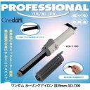 レビューで次回2000円オフ 代引不可 直送 Onedamワンダム カーリングアイロン 径19mm ACI-1100 【家電 美容・健康家電】