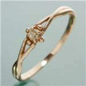 レビュー投稿で次回使える2000円クーポン全員にプレゼント 直送 K18PG ダイヤリング 指輪 デザインリング 17号 ファッション リング・指輪 天然石 ダイヤモンド こちらはショップレビュー5点満点中4.2超えのショップとなります