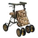 10000円以上送料無料 島製作所 歩行車 シンフォニーライト (1)GAブラウン ダイエット・健康 健康器具 車椅子 レビュー投稿で次回使える2000円クーポン全員にプレゼント