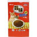 樂天商城 - 返品可 レビューで次回2000円オフ 旨味 かつおとまぐろ味 6kg ペット用品 猫用食品(フード・おやつ) キャットフード(ドライフード・総合栄養食)