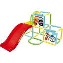 ベビー&キッズ おもちゃ・育児サポート おもちゃ(知育具) アンパンマン うちの子天才 カンタン折りたたみジャングルパーク