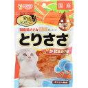 ペット用品 猫用食品(フード・おやつ) 猫用おやつ 愛情レストラン とりささ かに&かつお 50g