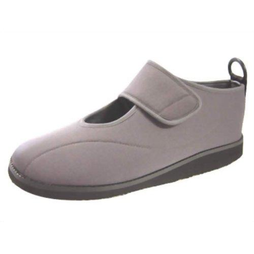 5000円以上送料無料すたこらさんソフト07グレー240-245介護介護用衣料品介護靴レビュー投稿で
