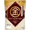 フード 穀物・豆・麺類 雑穀類 神明 ぷちぷち玄米とごはん 1.8kg