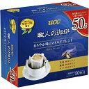 水・飲料 コーヒー・ココア レギュラーコーヒー UCC 職人の珈琲 ドリップコーヒー まろやか味のマイルドブレンド 7g×50杯分