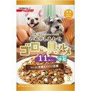 ペット用品 犬用食品(フード・おやつ) ドッグフード(ドライフード・総合栄養食) いぬのしあわせ ゴロッと具ルメ 中粒 11歳からの高齢犬用 牛肉&豆腐入り 700g
