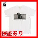 wwf-004【WWF/世界自然保護基金】Tシャツ S/S TEE NATURE THRIV/WHT エレファント【メール便対応】