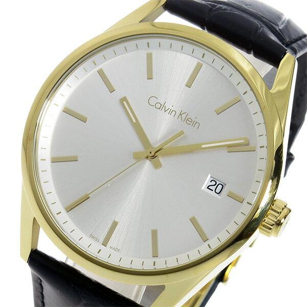 レビュー投稿で次回使える2000円クーポン全員にプレゼント 直送 カルバン クライン CALVIN KLEIN クオーツ メンズ 腕時計 K4M215C6 シルバー 【腕時計 海外インポート品】 こちらはショップレビュー5点満点中4.2超えのショップとなります。