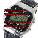 レビュー投稿で次回使える2000円クーポン全員にプレゼント 直送 タイメックス TIMEX クラシック デジタル クオーツ ユニセックス 腕時計 TW2P77100 シルバー 【腕時計 海外インポート品】