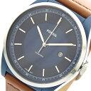 10000円以上送料無料 フォッシル FOSSIL 腕時計 メンズ FS5422 クォーツ ネイビー ブラウン 【腕時計 海外インポート品】 レビュー投稿で次回使える2000円クーポン全員にプレゼント