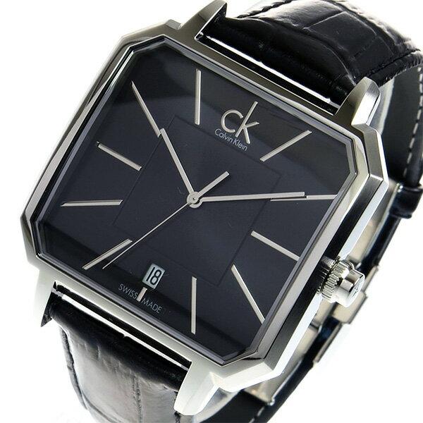 レビュー投稿で次回使える2000円クーポン全員にプレゼント 直送 カルバン クライン CALVIN KLEIN クオーツ メンズ 腕時計 K1U21107 ブラック 【腕時計 海外インポート品】 こちらはショップレビュー5点満点中4.2超えのショップとなります。