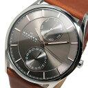 10000円以上送料無料 スカーゲン SKAGEN クオーツ メンズ 腕時計 SKW6086 グレー  レビュー投稿で次回使える2000円クーポン全員にプレゼント
