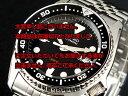 レビュー投稿で次回使える2000円クーポン全員にプレゼント 直送 セイコー SEIKO ダイバー 自動巻き 腕時計 SKX013K2 【腕時計 海外インポート品】