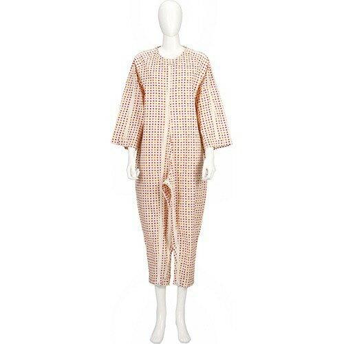 10000円以上送料無料ソフトケアねまきスリーシーズンだいだいL(1枚入)介護介護用衣料品パジャマ・