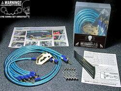アースモンスターMCC スマートロードスター 専用設計プレミアムアーシングキット14sq【燃費向上】