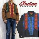 ショッピングブランケット インディアンモーターサイクル Indian Motorcycle ネイティブブランケットジャケット
