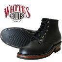 WHITE'S BOOTS ホワイツ ブーツ 8.5インチ セミドレス 8.5inch SEMI-DRESS ブラック