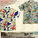 SUN SURF サンサーフ S/SハワイアンシャツSPECIAL EDITION「HEYDAYS OF HAWAII」