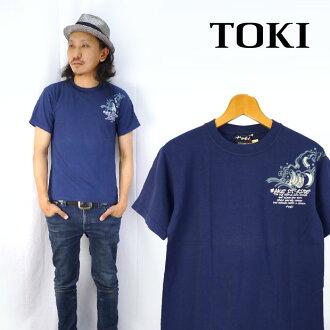 TOKI S/ST셔츠 「물결」