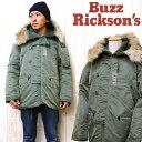 バズリクソンズ Buzz Rickson's N-3B フライト ジャケットミリタリー コート スレンダー BR12528