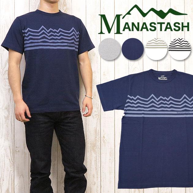 マナスタッシュ COOL MAX Mt. TEE