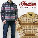 インディアンモーターサイクル Indian Motorcycle ランチ ジャケット ネイティブアメリカン RANCH JACKET IM13406