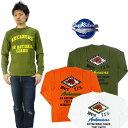 バズリクソンズ Buzz Rickson's Tシャツ 長袖 ロンT 「ARKANSAS」