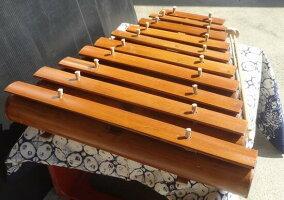 竹ガムラン10鍵(竹琴/バラフォン)